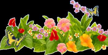 Детские частушки о цветах